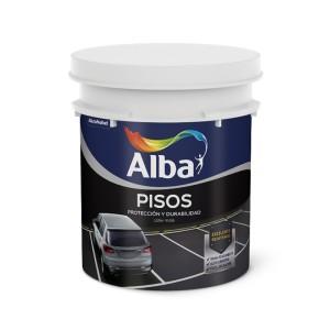 Pintura Látex p/ Pisos Alba 4 Lt