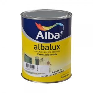 Esmalte Sintético Brillante Albalux 0,500 Lt