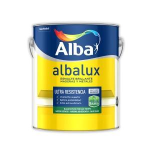 Esmalte Balance Brillante Albalux Alba 1 Lt